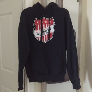 Tops - NICK CARTER All American Tour Hoodie